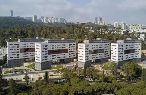 Student dormitories, The Technion – Israel Institute of Technology