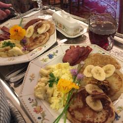 Yardley breakfast