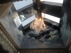 Skylight Above Bed in M&R