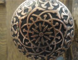 Antique designs adorn the Inn