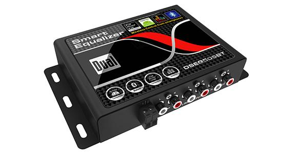 Dual DSEQ505BT 7-Band Smart Equalizer with Bluetooth