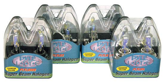 55 Watts Halogen Headlight Bulbs