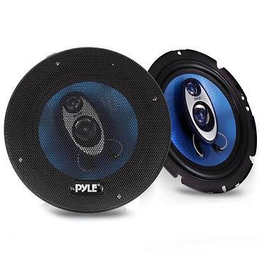 6.5'' 360 Watt Three-Way Speakers