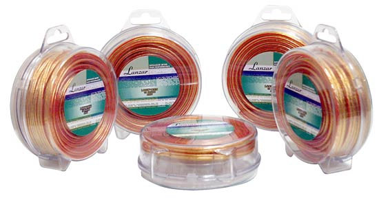Contaq High Performance Speaker Wire • 12 Gauge (25 ft)