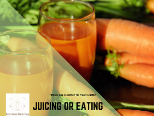 Juicing or Eating, Which One is Better for Your Health?
