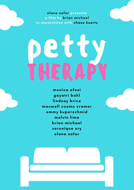 """Produced, Shot & Edited  Four couples work through their """"petty"""" problems with a relationship therapist."""