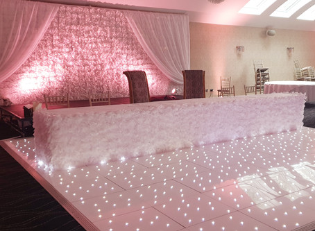 LED Dance Floor Hire