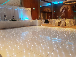 Sparkle Dance floor