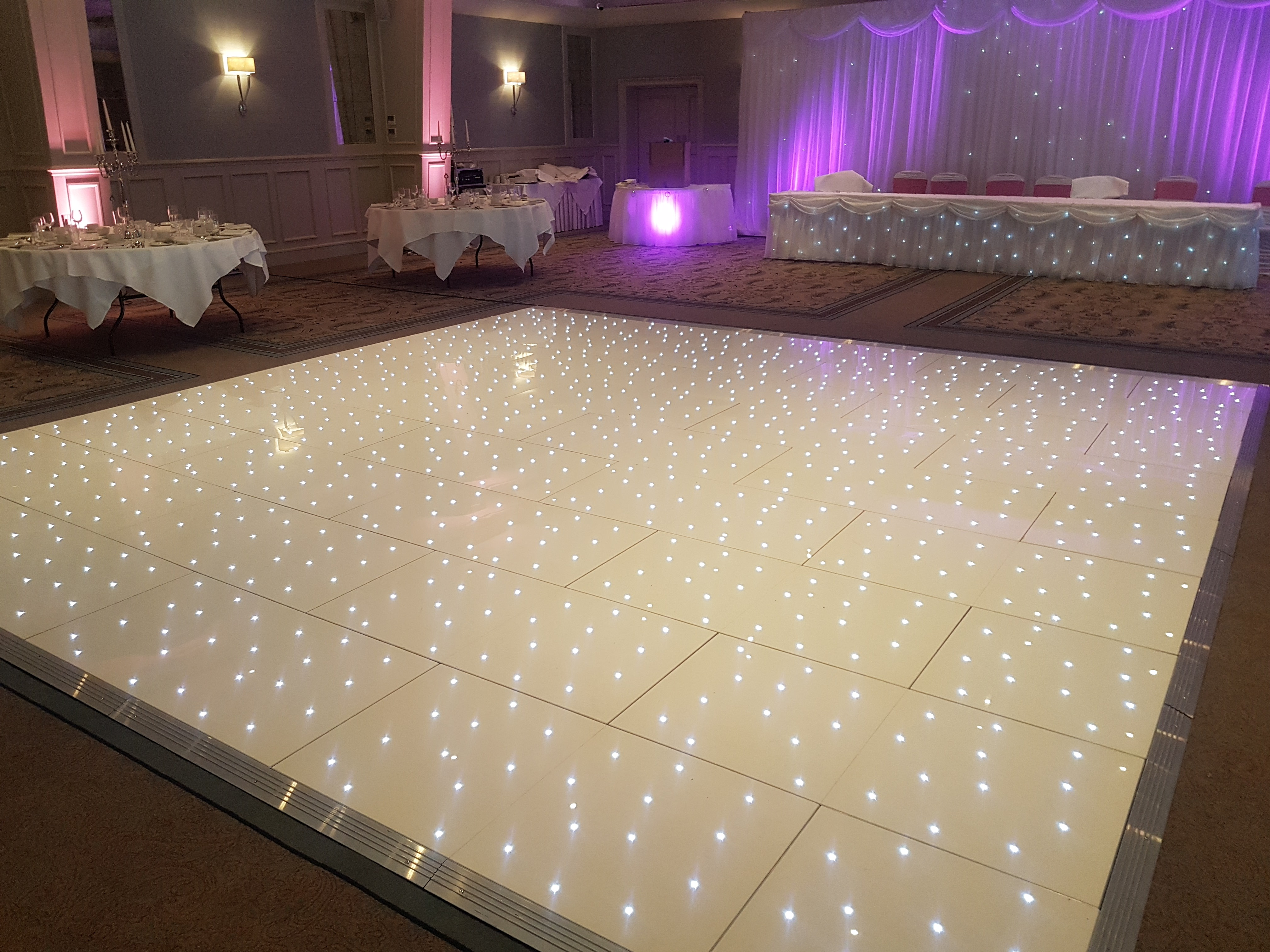 Sparkle Dance Floor