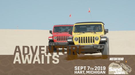 Jeep Sand Jam