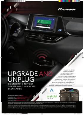 "Pioneer ""Wireless"" Ad"