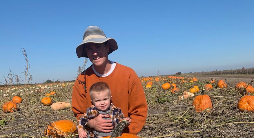 Heap's pumpkin patch