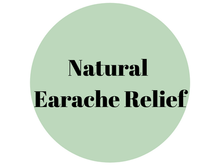 NATURAL EARACHE RELIEF