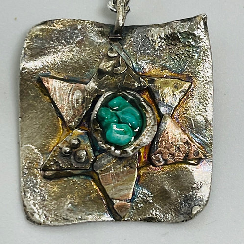Diversity #2 Star of David Pendant