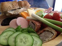 Carpenters Arm's Ploughmans(served until 6pm)
