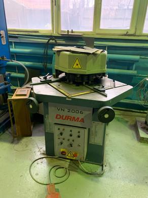 угловой гибочный станок DURMA