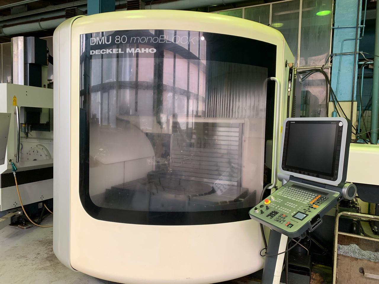 DMU - 80