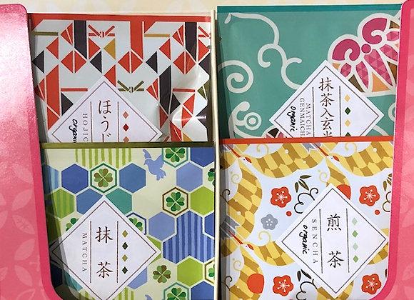 Japanese Fine Green Tea Gift set