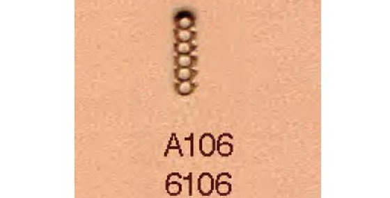Punzierstempel A106