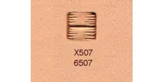 Punzierstempel X507