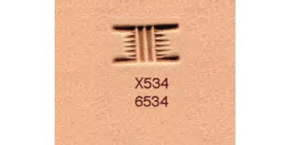 Punzierstempel X534