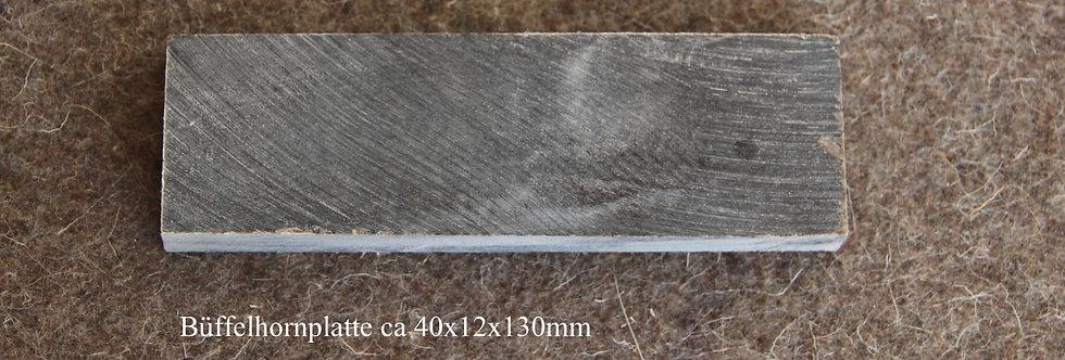 Büffelhornplatte
