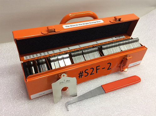 "#S2F-2 Size ""A"" Full Shim Kit"