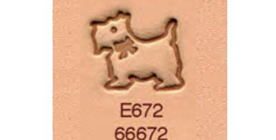 Punzierstempel E672