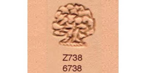 Punzierstempel Z738