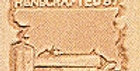 Punzierstempel 8400