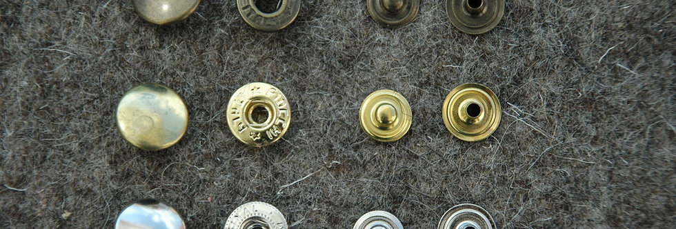 Druckknopfnieten 10,5mm