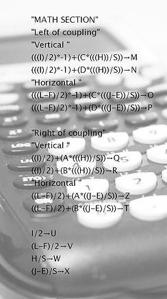 CALCULATOR WITH CODE OVERLAY (65% CALC)_