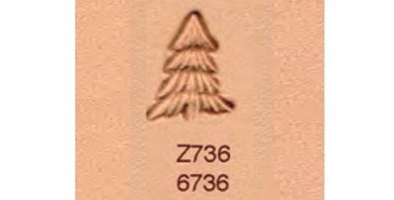 Punzierstempel Z736
