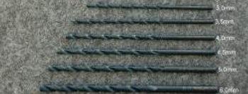 Spiralbohrer lang