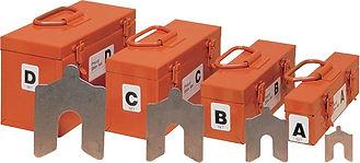 ACCUSHIM BOX DISPLAY (D-C-B-A) - 800H x