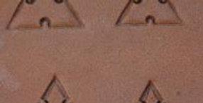 Prägestempelset Dreikant
