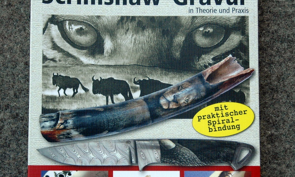 Scrimshaw-Gravur