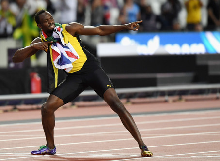 Usain Bolt becomes a father after him and girlfriend Kasi welcome baby girl on the weekend