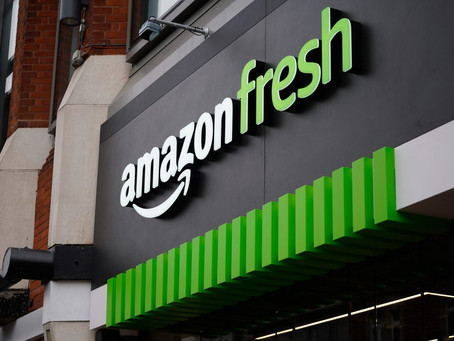 Amazon Has Opened The First Till-Free Supermarket In The UK