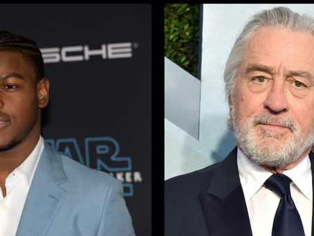 John Boyega and Robert De Niro Are Set To Star In A Brand New Netflix Movie About Formula One