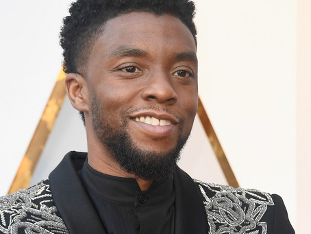Black Panther Star Chadwick Boseman Passes Away At Age 43 After A Four-Year Battle With Colon Cancer
