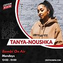 Tanya-Noushka Croydon 97.8 FM