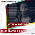 Anthony K Double Croydon FM