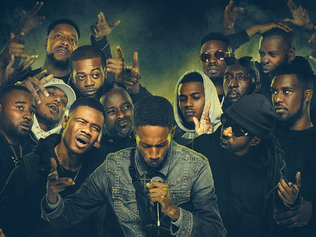 Brand New Grime Movie 'Against All Odds' Set To Be Released This November