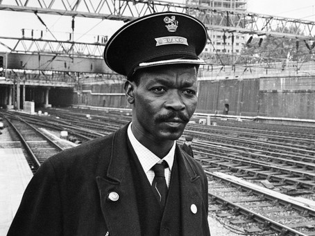 London's first Black train guard Asquith Xavier is finally gaining recognition for changing history