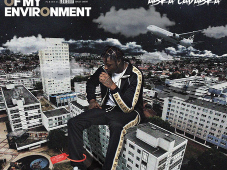 Abra Cadabra Drops Debut Album 'Product Of My Environment'