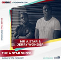Jerry Wonder and Mr A Star Croydon FM