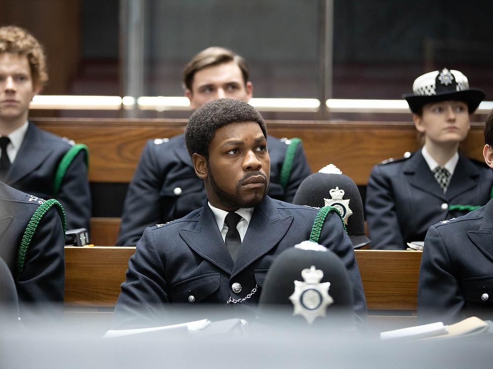 John Boyega in 'Small Axe'