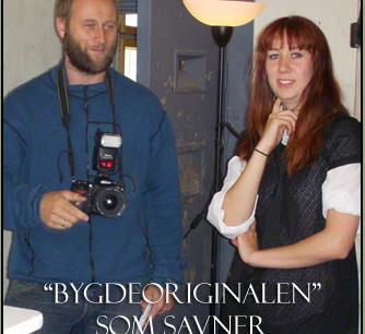 Stein Torleif Bjella og Hylja B. Häninger