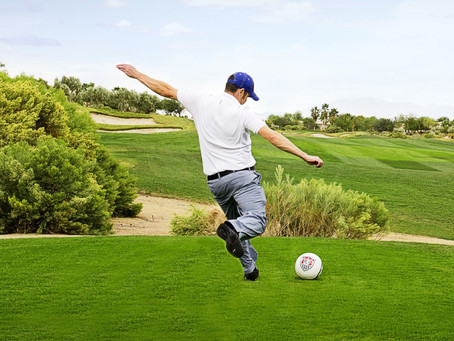 Foot Golf Kicks Off - Part 2